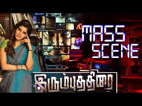 Irumbu Thirai - Mass Scenes | Compilations | Vishal | Arjun Sarja | Samantha Akkineni
