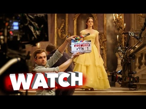Thumbnail: Beauty and the Beast: Exclusive Behind the Scenes Look with Emma Watson and Cast