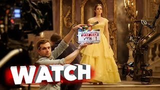 Beauty and the Beast: Exclusive Behind the Scenes Look with Emma Watson and Cast