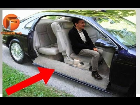 TOP 12 INSANE CAR DOORS YOU MUST SEE & TOP 12 INSANE CAR DOORS YOU MUST SEE - YouTube