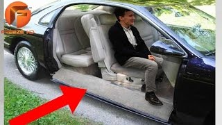 TOP 12 INSANE CAR DOORS YOU MUST SEE