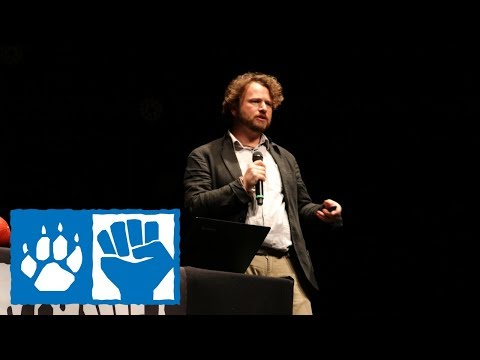 Vegan Organic Food Production: How to Go Beyond Animal Agriculture – Daniel Mettke [IARC2017]