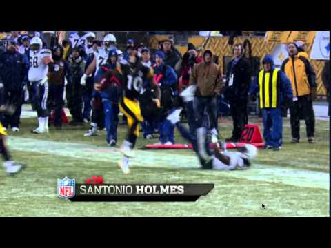 Santonio Holmes Highlights