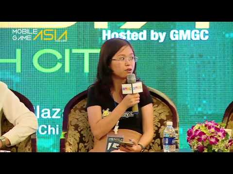 Panel: How To Leverage Social For Your Games - Mobile Game Asia 2015 Ho Chi Minh City
