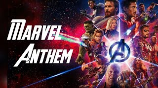 Marvel Anthem || Avengers Endgame || Better than Original || A.R. Rahman | Hindi Music Video 2019