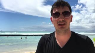 Last day of Hawaii trip & 150,000 subscribers thank you!