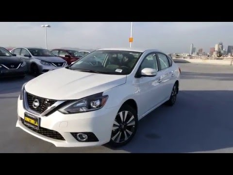 2016 Nissan Sentra SL In-Depth Complete Feature Walkthrough