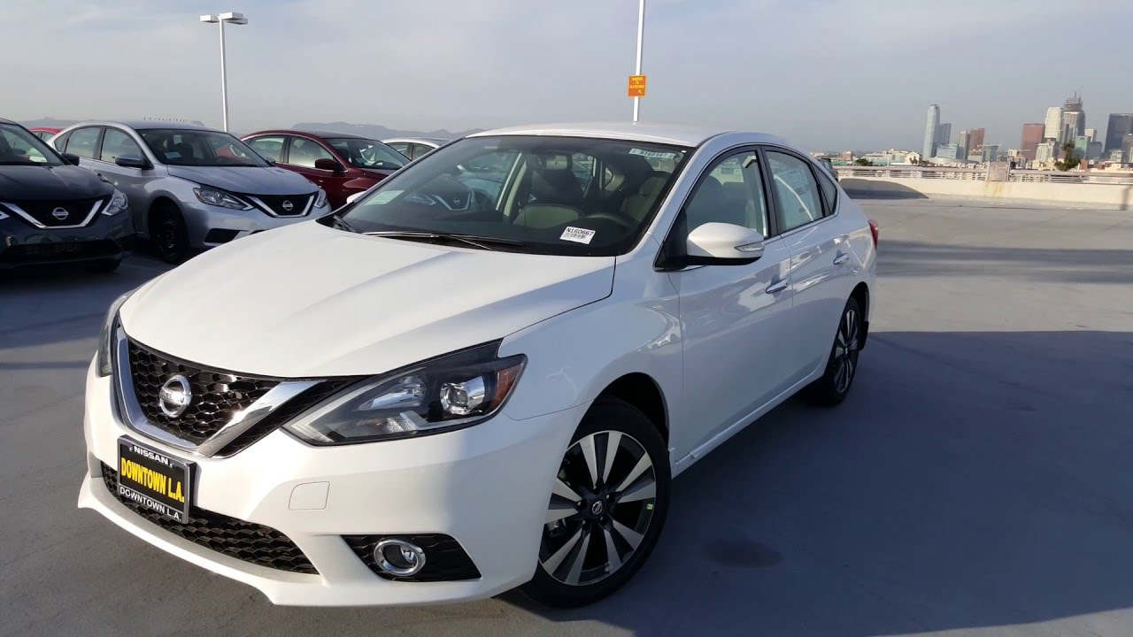 2016 Nissan Sentra SL In-Depth Complete Feature