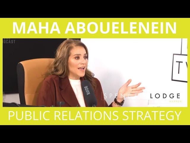 Maha Abouelenein - PR Tips And Tricks