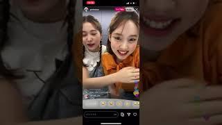 200527 레드벨벳 Red Velvet  예리 yeri Instalive  with TWICE 나연