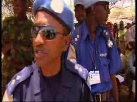 UN Security Council members visit Darfur - 06 Jun 08