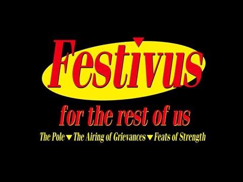 The DTRH Festivus Special