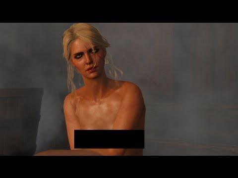 Witcher 3 ciri nackt