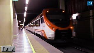 Parla C4 : Cercanías Madrid ( Renfe Civia )