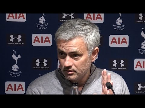 Jose Mourinho Full Pre-Match Press Conference - Southampton v Manchester United
