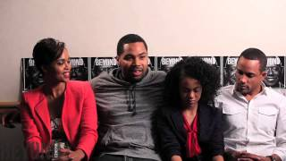 "Tommy Oliver, Sharon Leal, Troi Zee, & Hill Harper talk ""1982"" at Tiff"
