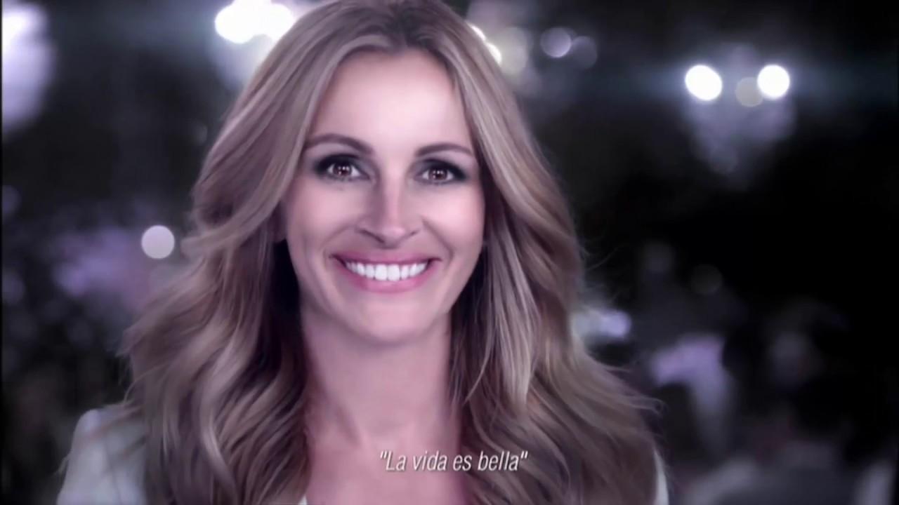 cancion de sia aparece en el perfume de lancome anuncio