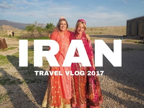 IRAN TRAVEL / Meeting Nomadic Quashqai Families