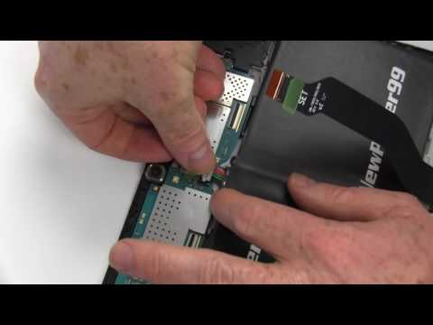 How to Replace Your Samsung GALAXY Tab S 10.5 SM-T807T Battery