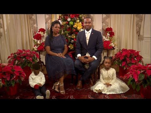 Premier David Burt's Christmas Message, Dec 25 2018