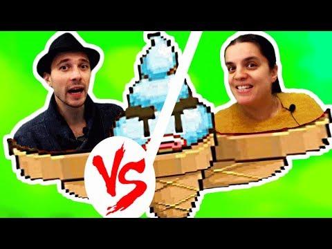 ПРоХоДиМеЦ или БолтушкА? Кто будет Лучшим в Батле про Плохое Мороженое! #17