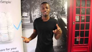 George the Poet Comes to MadeSimple
