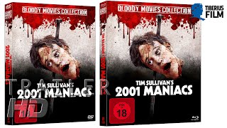 2001 Maniacs (Trailer Deutsch)
