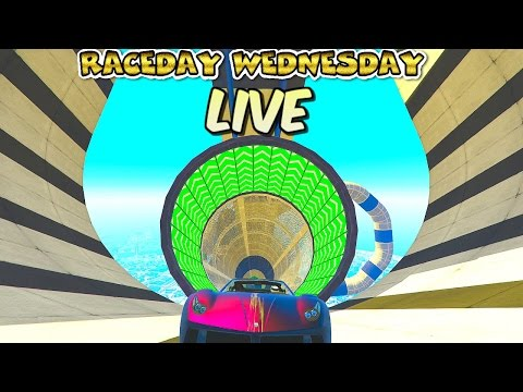 LIVE - WINNERS WEDNESDAY #111 - Full Lobby Racing w/ GCCC Cr