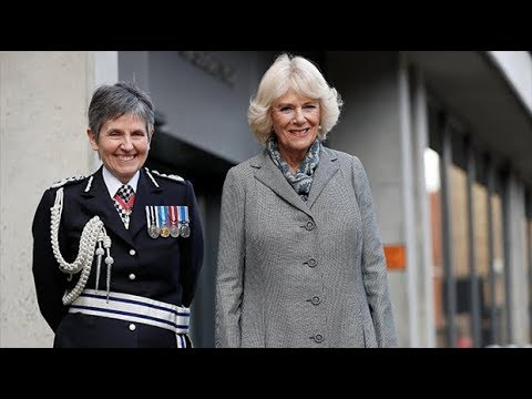 Duchess of Cornwall hails 'magic' of secret panic alarms for domestic abuse victims