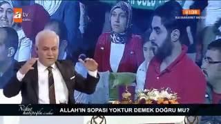 Nihat Hatipoğlu Türkler Dünya'ya ''İki'' Defa hükmedecek Hadisi Sorusuna verdiği cevabı..?