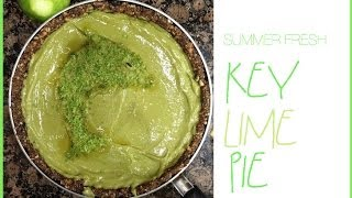 Summer Sweet Recipe: No-bake Fresh Key Lime Pie Caribbean Style