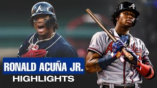 Ronald Acuña Jr. - Top Recent Highlights (Braves young star is electric!)
