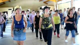 SAG , DRAG & FALL LINE DANCE