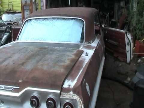 63 impala video 60 floor pan replacement