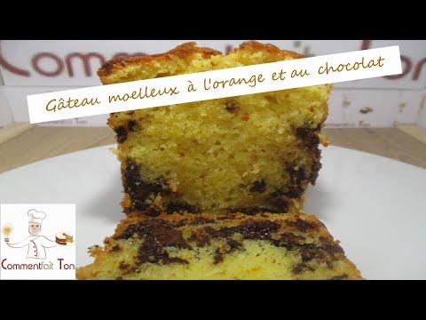 moelleux-à-l'orange-et-au-chocolat---recette-facile-de-gâteau-moelleux-par-commentfait-ton