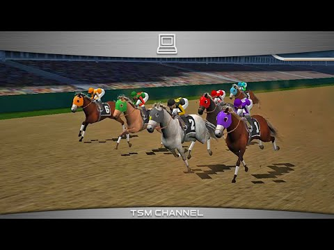 Photo Finish Horse Racing (part 1) (Horse Game)