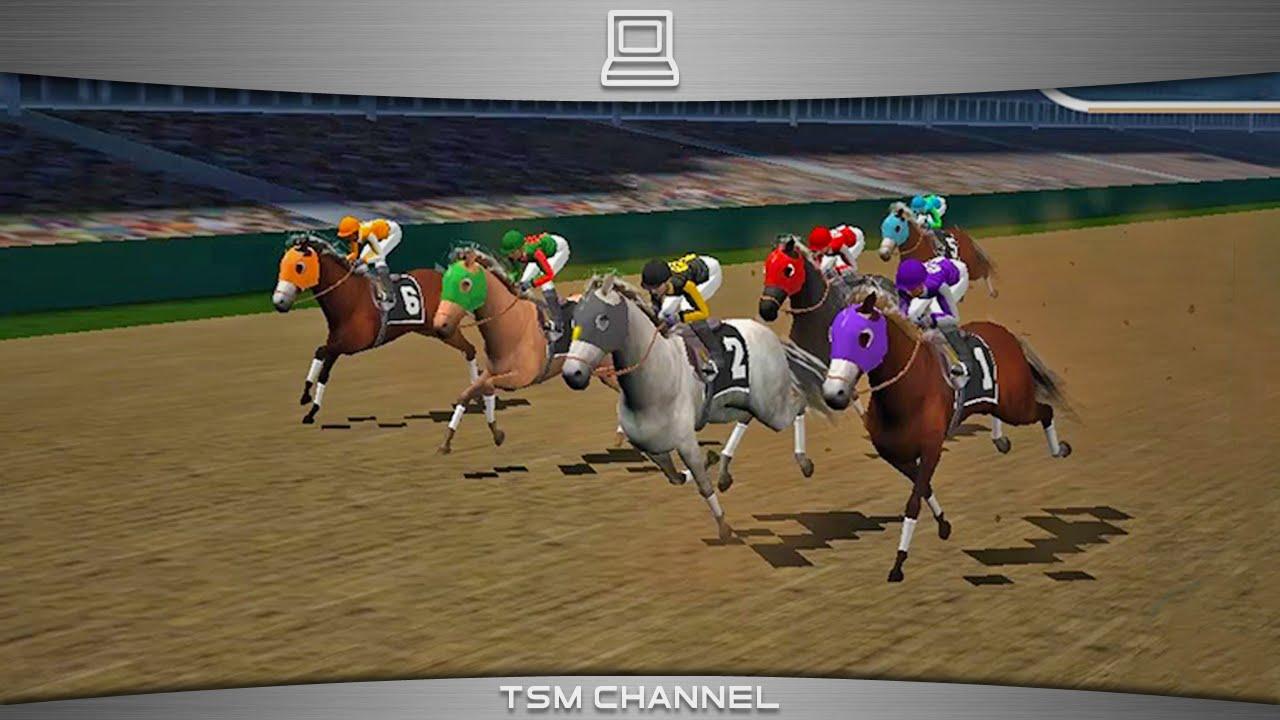 Photo Finish Horse Racing (part 1) (Horse Game) - YouTube