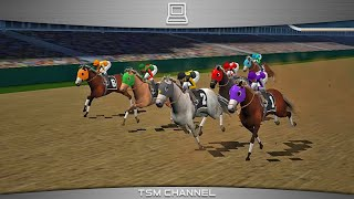 Photo Finish Horse Racing (part 1) (Horse Game)