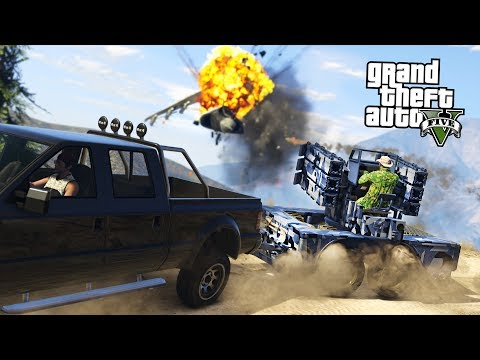 GTA 5 GUN RUNNING DLC - NEW MILITARY BUNKER MISSIONS &  WEAPONS RESEARCH! (GTA 5 Gun Running Update)