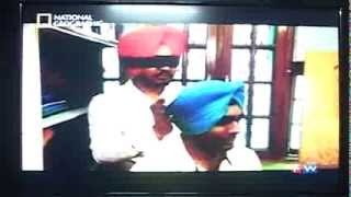 BHUPINDER THIND (THE INTERNATIONAL TURBAN COACH) ON NATIONAL GEOGRAPHY CHANNEL +91 94631-15177