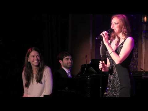 Erica Lustig with Sutton Foster -