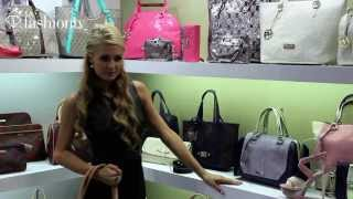 Paris Hilton Mipel the Bag Show 2013 | FashionTV Thumbnail