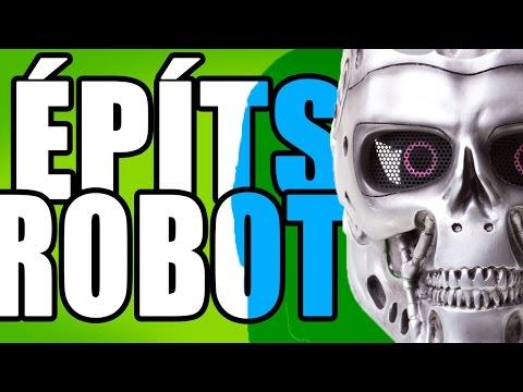 hogyan készítsen magának robottanácsadót