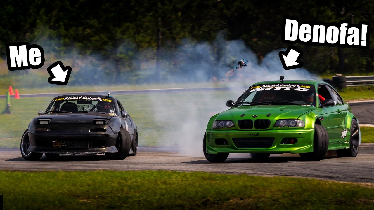 The LS3 Miata FINALLY Takes us Back to the PODIUM! Battling For $20,000 Against FD Drivers!