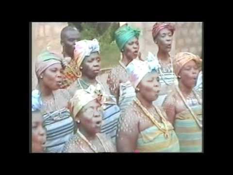EWE GOSPEL CHOIR-Agome Tomegbe