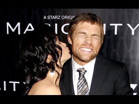 Liam McIntyre is Married! Former Spartacus Star Weds Longtime Girlfriend Erin Hasan