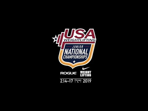 2019 National Junior Championships - Blue Platform - Sunday