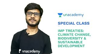 Special Class - Climate change, Biodiversity & Sustainable Development - Sudhir Gupta