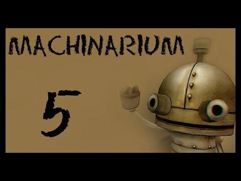 Machinarium / Машинариум - Прохождение игры на русском [#5]
