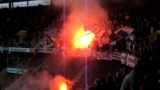BSC Young Boys - FC Luzern; Pyro FC Luzern